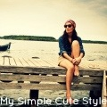 My Simple Cute Style